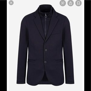 Armani Exchange Suit Blazer
